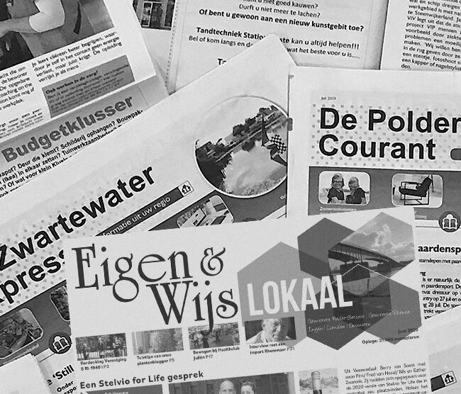 Kranten - Hart voor Reclame